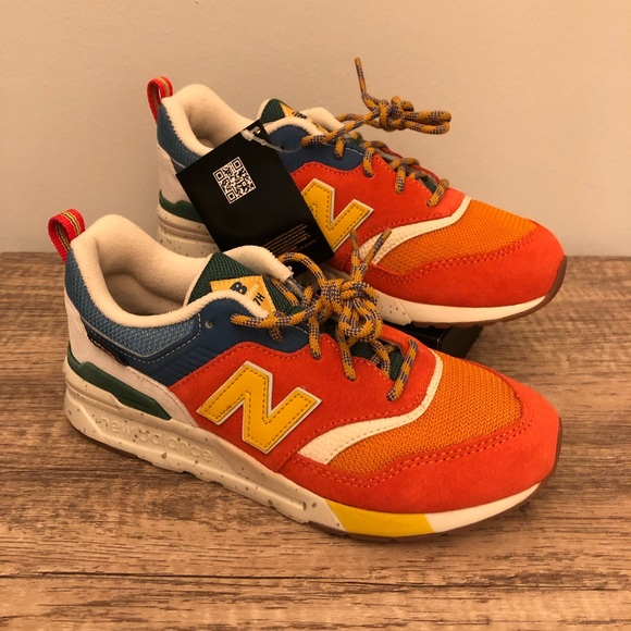 New Balance 997 Cordura Athletic Sneakers GR997HCZ